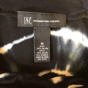INC International Concepts Skirts - Inc maxi Skirt